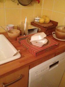 Kitchenkomposition.