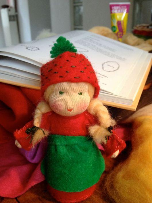 Madmoiselle Erdbeere